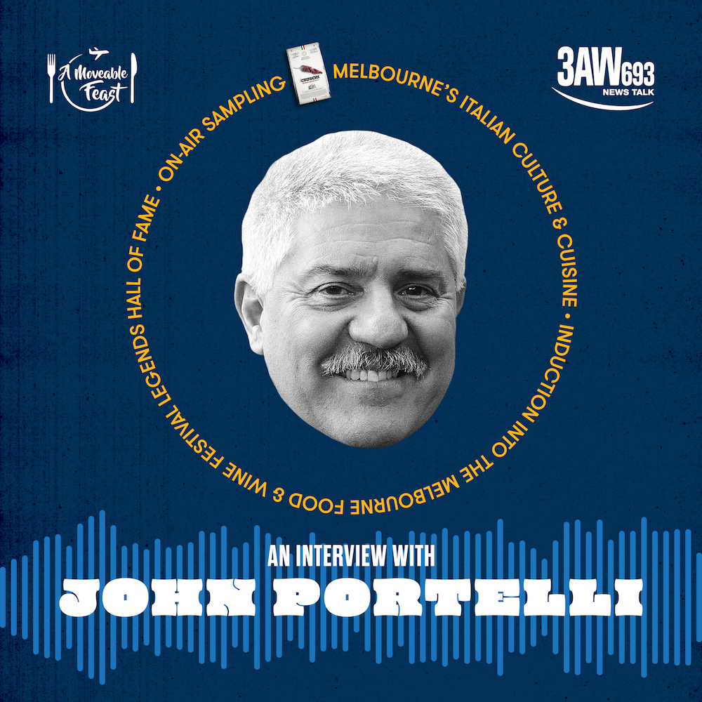 Podcast Recap - A Moveable Feast 3AW with John on 29 July