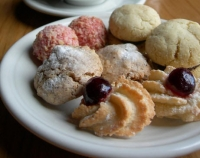 Italian Christmas Biscuits - November 16 | SOLD OUT